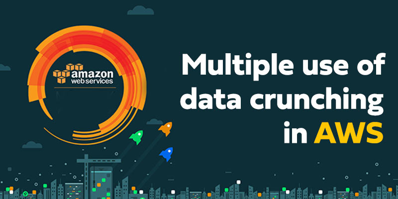 Multiple use of data crunching in AWS